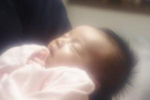 赤ちゃん1か月